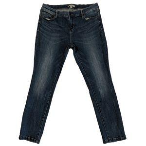 New York & Company Ladies Jeans Size 12